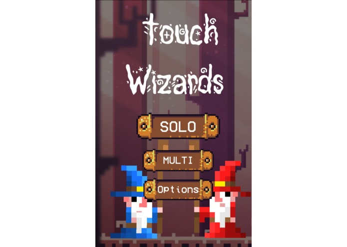 Touch Wizards – screenshot 4