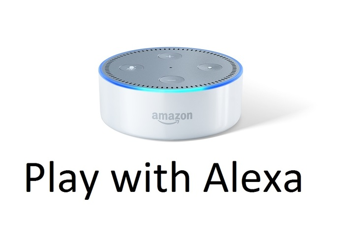 Play with Alexa – screenshot 1