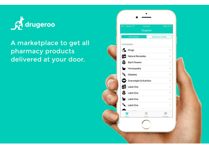 Drugeroo – screenshot 1