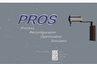 PROS - Process Reconfiguration Optimization Simulator