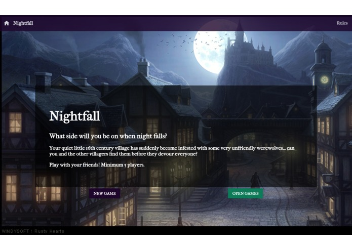 Nightfall – screenshot 1