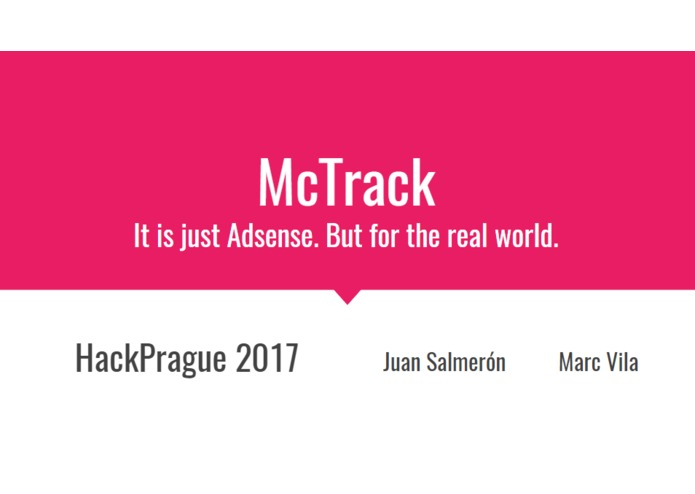McTrack Advertising – screenshot 2