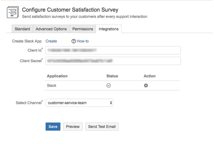 Customer Satisfaction Survey for JIRA – screenshot 5