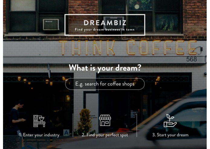 DreamBiz – screenshot 1