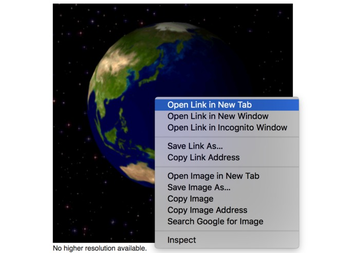 Better Image Tab – screenshot 1