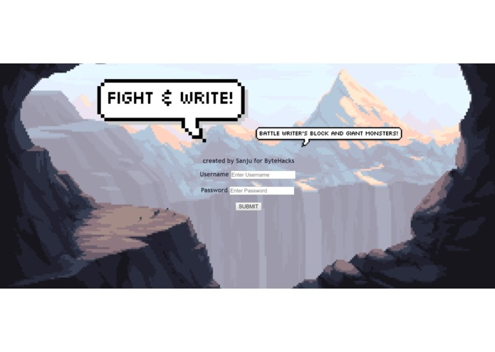 Fight & Write! – screenshot 1
