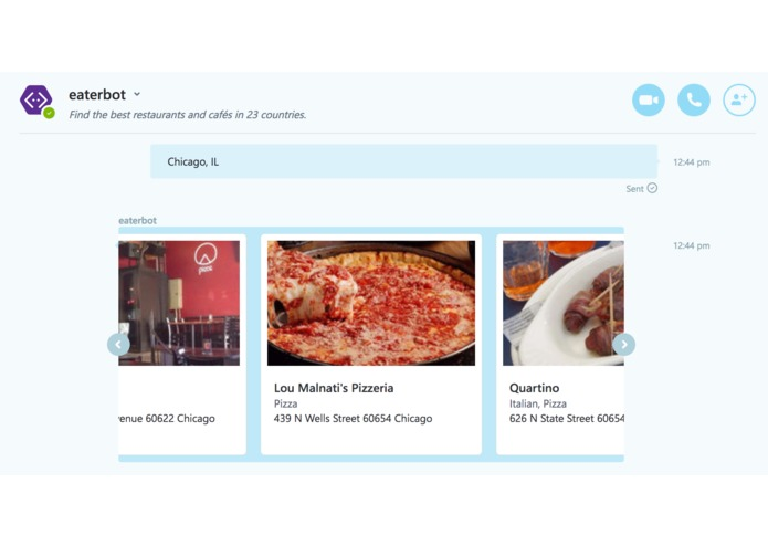 Eater Bot – screenshot 4