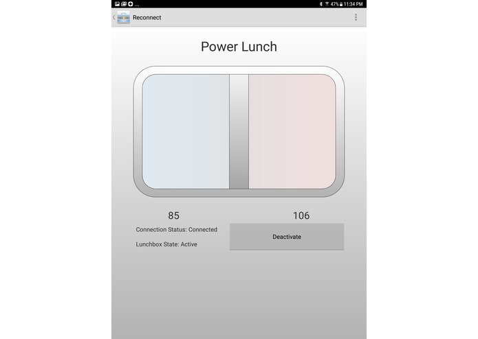 Power Lunch – screenshot 2