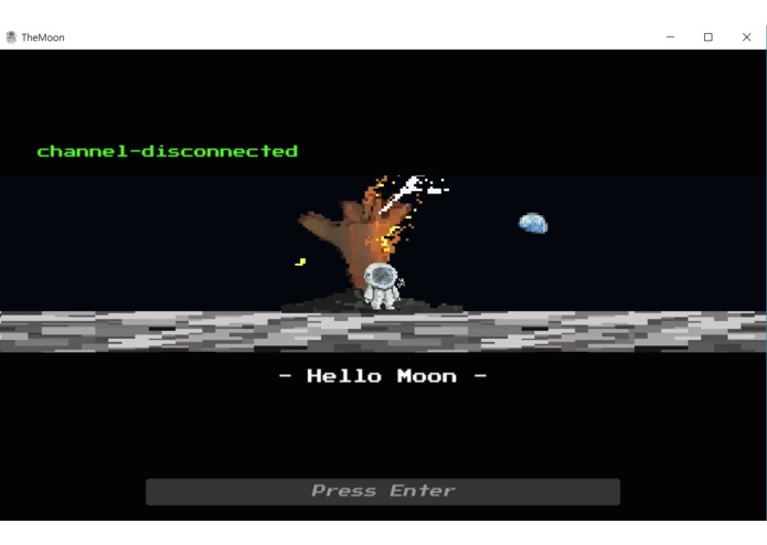 TheMoon – screenshot 1