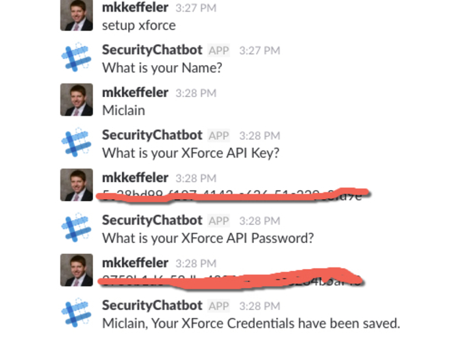 InfoSec Chatbot – screenshot 2