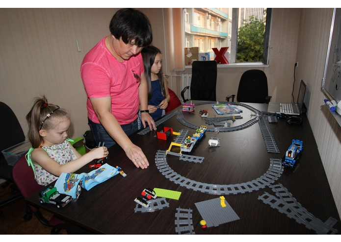 Arduino Lego Train – screenshot 7