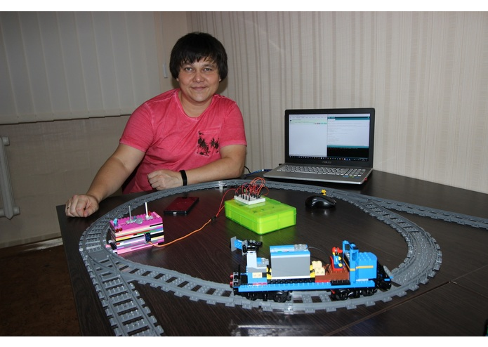 Arduino Lego Train – screenshot 9