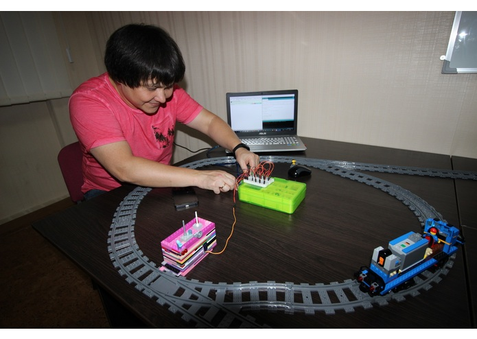 Arduino Lego Train – screenshot 8