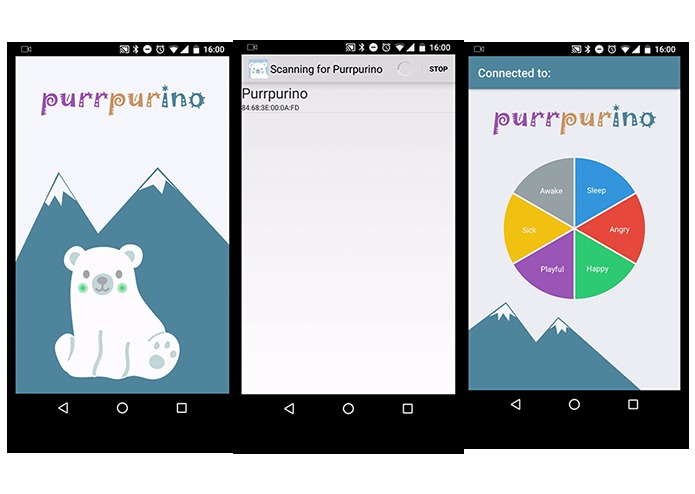 Purrpurino – screenshot 2