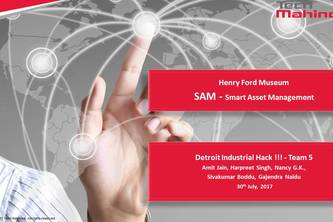 Smart Asset Management (SAM)