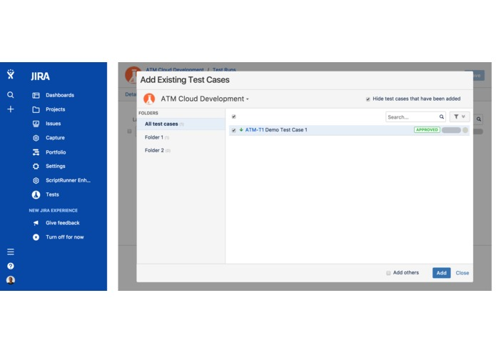 Test Management for JIRA Cloud – screenshot 3
