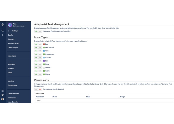 Test Management for JIRA Cloud – screenshot 5