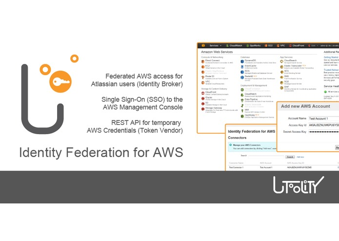 Identity Federation for AWS (Confluence) – screenshot 1