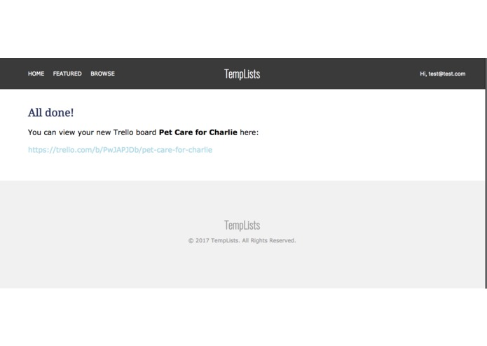 TempLists: To-Do List Templates for Every Occasion – screenshot 7