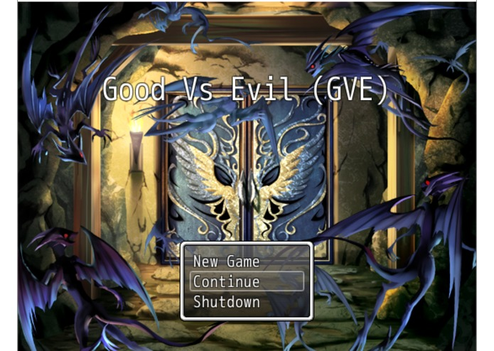 GVE (Good Vs. Evil) – screenshot 1