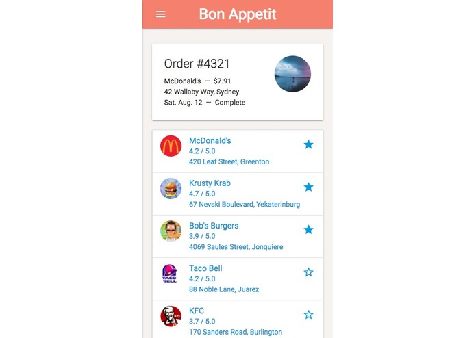 Bon Appetit – screenshot 1