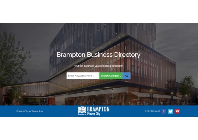 Brampton Business Directory – screenshot 1