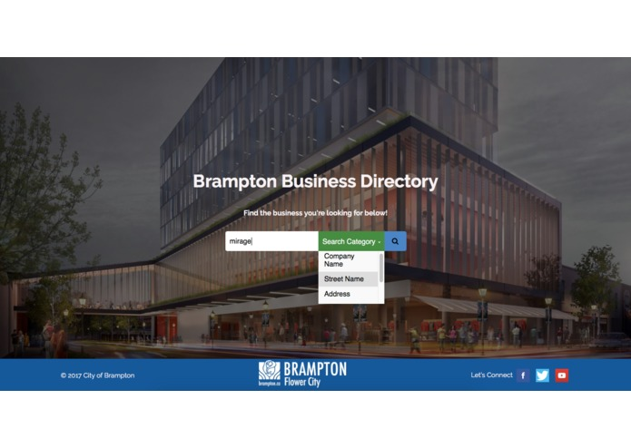 Brampton Business Directory – screenshot 2