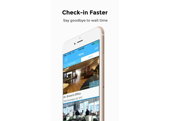 Time Flex - The smart way to check-in – screenshot 1