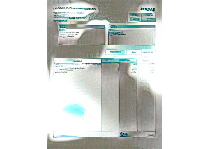 Invoices generated by neural-style trasnfer – screenshot 4