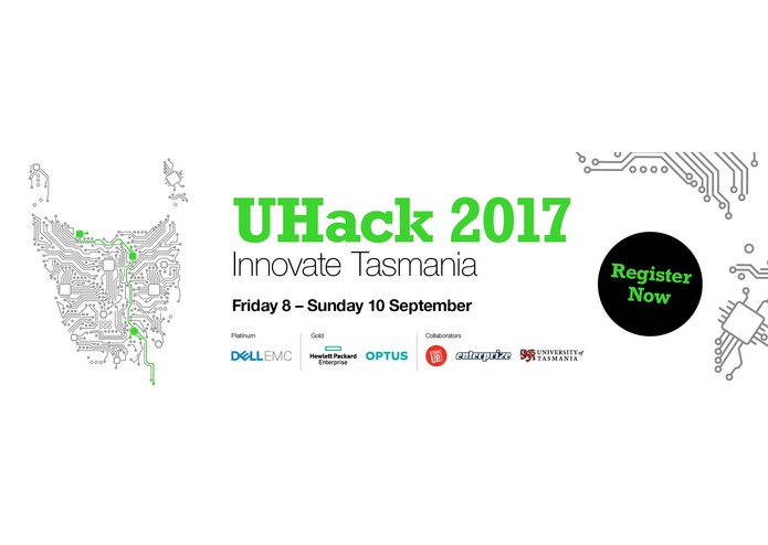 UHack 2017 Sample Project – screenshot 1