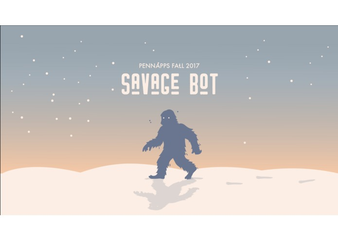 Savage Bot (Roasting Party) – screenshot 1