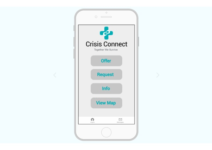 Crisis Connect – screenshot 1