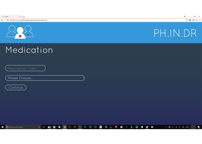 PH.IN.DR – screenshot 3
