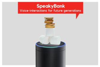 SpeakyBank - Voice banking for future generations