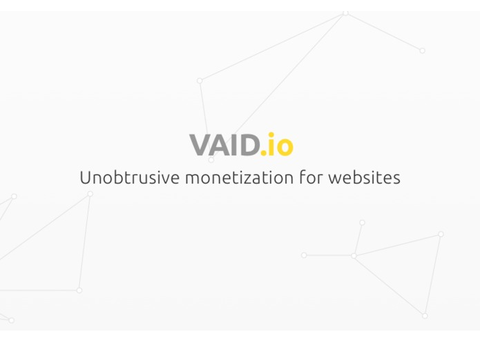VAID – screenshot 1