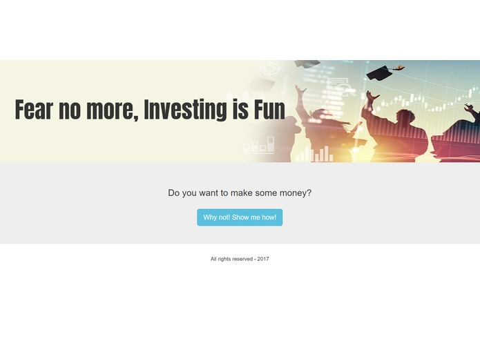 Investment Made Easy – screenshot 1