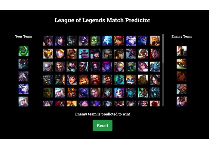 League of Legends Champion Chooser – screenshot 1