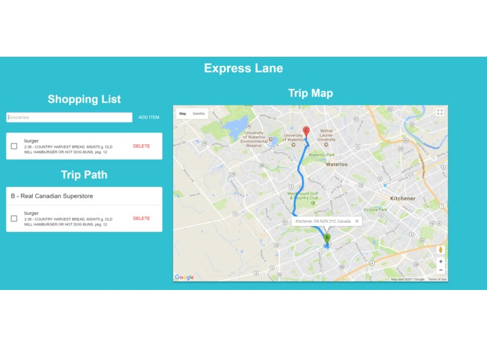 Express Lane – screenshot 2