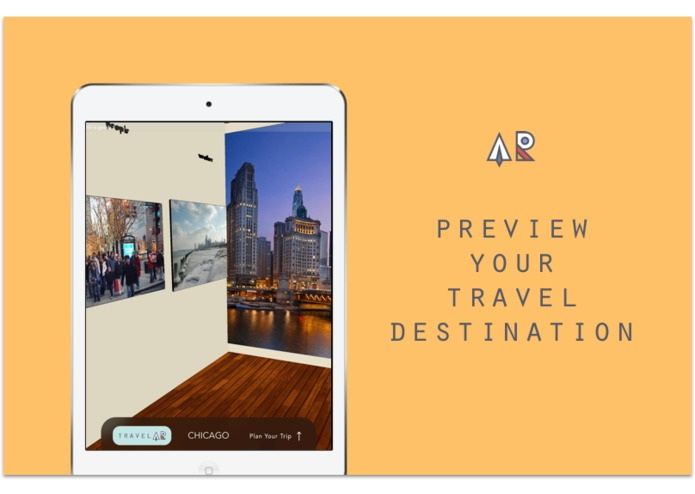 TravelAR – screenshot 2