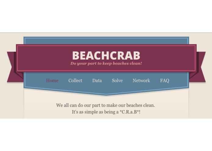 BeachCRAB – screenshot 1