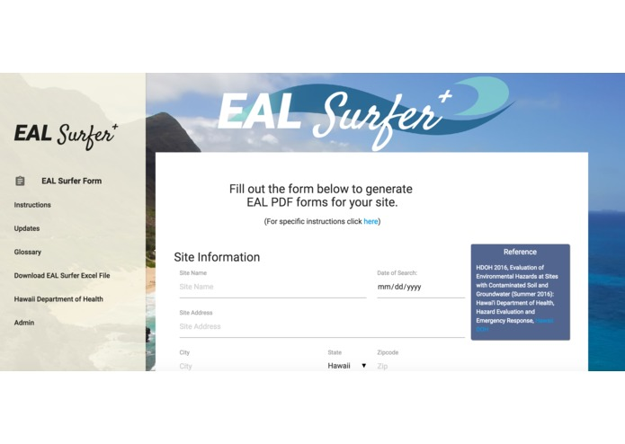 EAL Surfer+ – screenshot 1