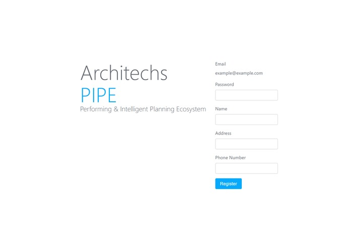 Architechs PIPE – screenshot 1