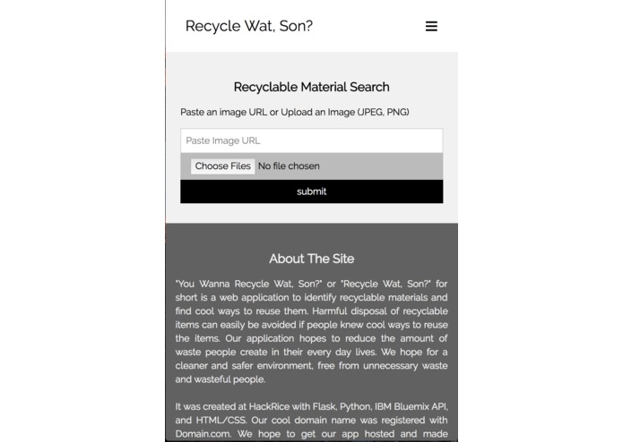 You Wanna Recycle Wat, Son? – screenshot 2
