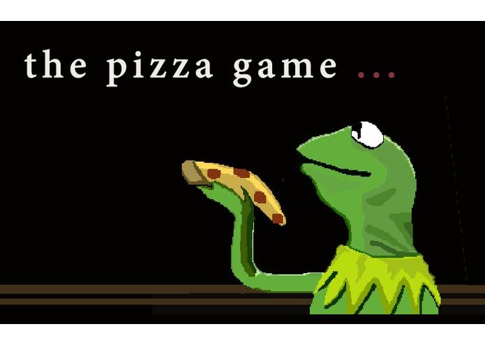 the pizza game – screenshot 1