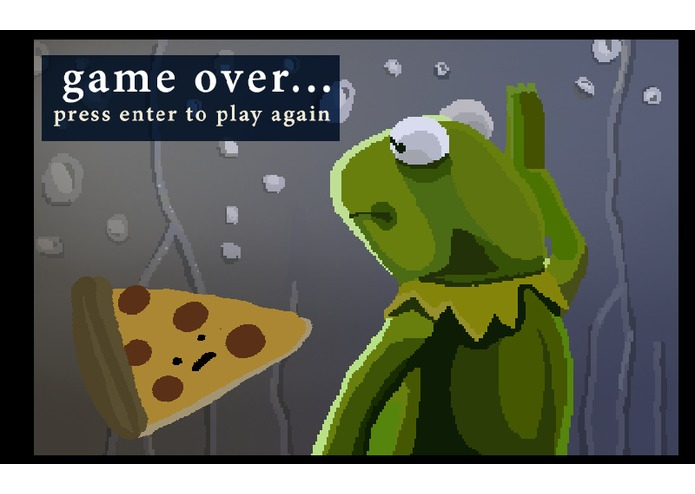 the pizza game – screenshot 2