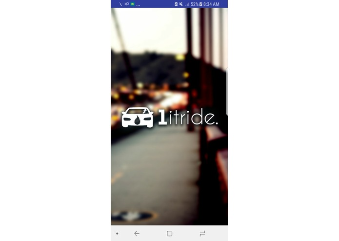 LitRide – screenshot 2