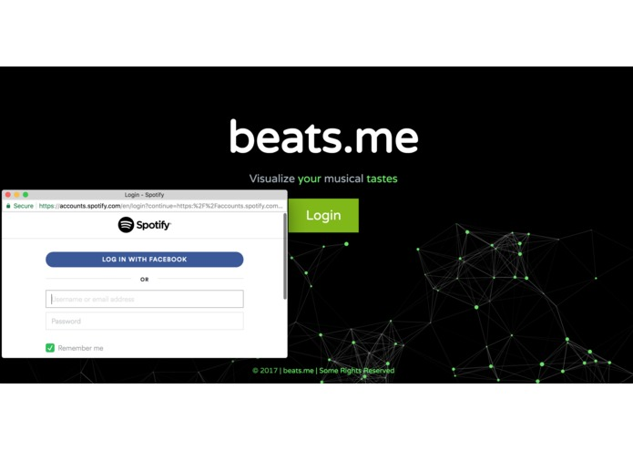 beats.me – screenshot 2