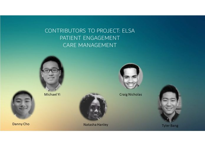 Elsa - Patient Engagement/Disease Management – screenshot 3