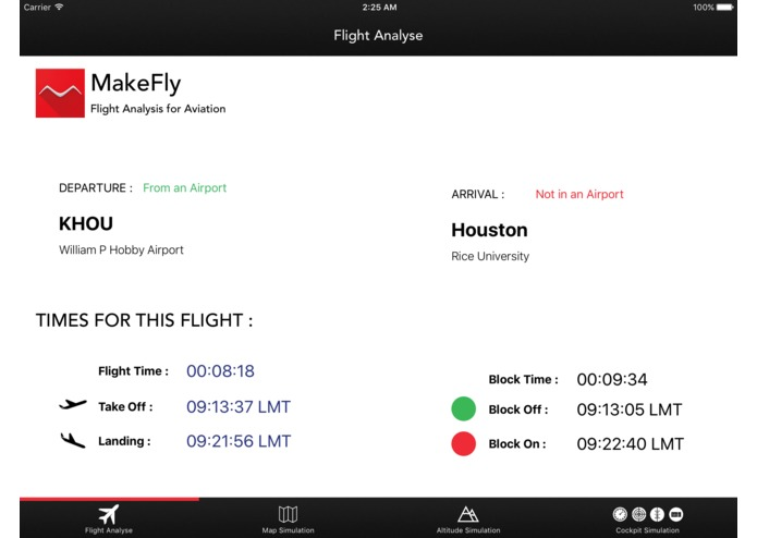 MakeFly – screenshot 1