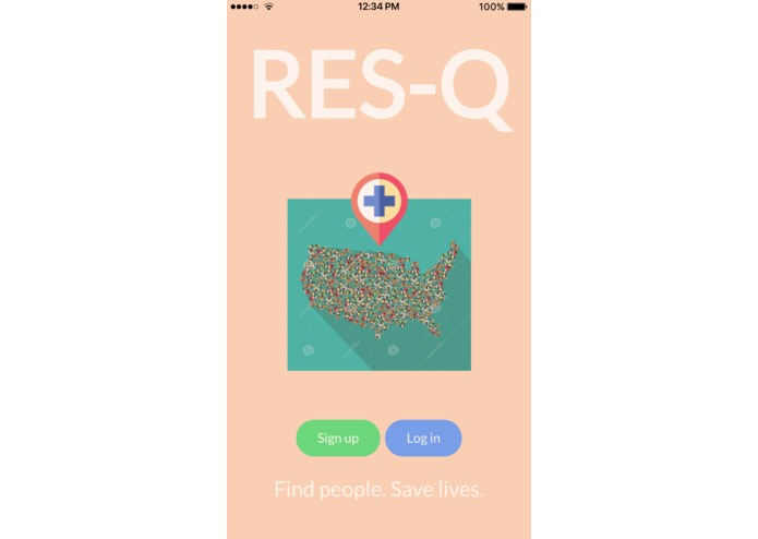 RES-Q – screenshot 1
